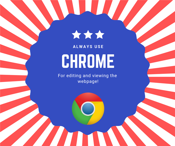 use chrome picture