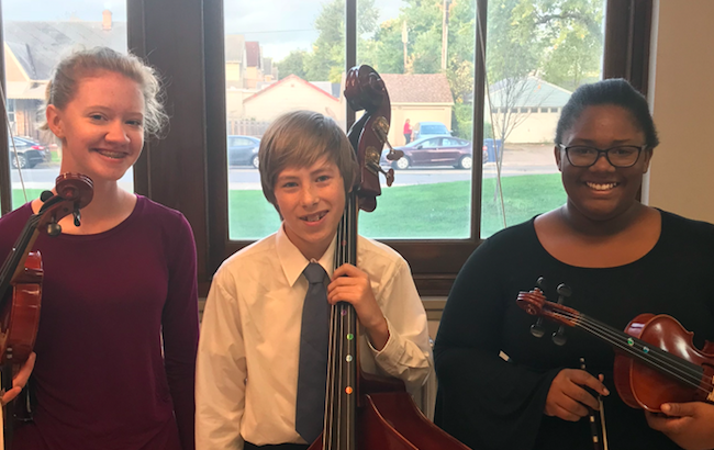 Olmsted #156 Orchestra Students Selected for Zone 1 Area All State Orchestras