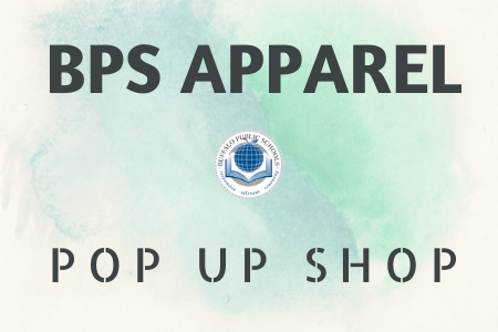 "BPS Apparel ""Pop-Up"" Shop!"