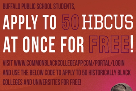Important Opportunity for Applicants to HBCUs!