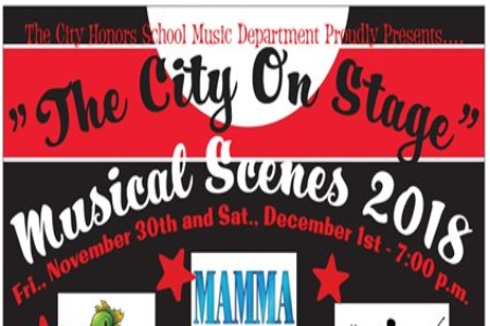 """The City On Stage"""