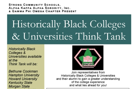 L.J. Bennett Innovative School of Technology to Host HBCU Event