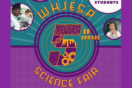 5th annual Willie Hutch Jones Educational & Sports Programs Science Fair