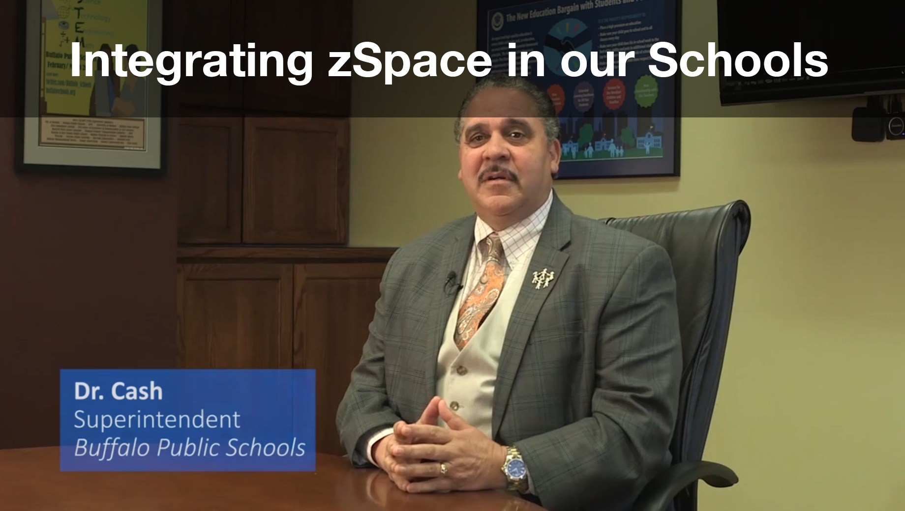 Integrating zSpace in our Schools
